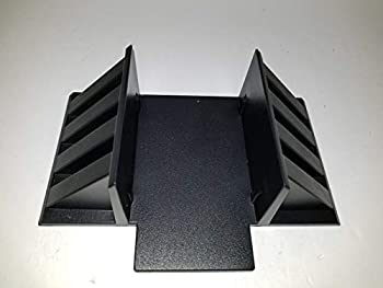 Plastic Vertical Stand for Fat Large Original 5000 Series PS2 Playstation 2