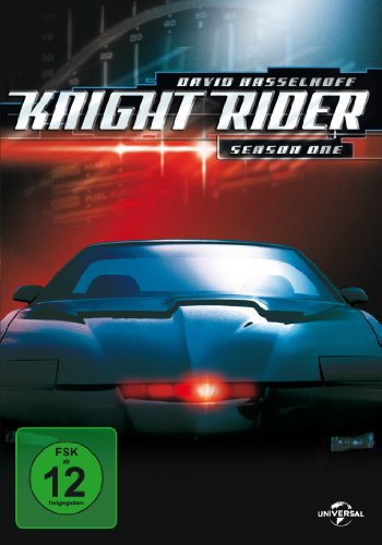 Knight Rider - Season 1 [8 DVDs]