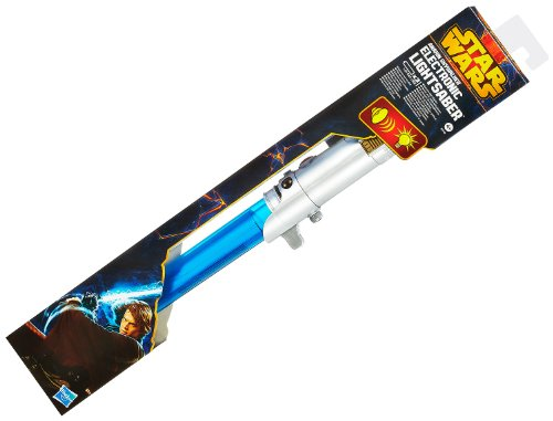 Star Wars Anakin Skywalker Elektronisches Lichtschwert (Lightsaber) - Film Version [UK Import]