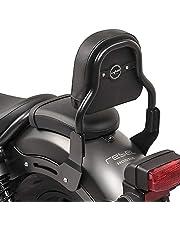 Respaldo XS3 Compatible para Honda Rebel 500 17-21 Negro