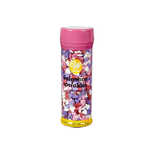 Confetti Heart Sprinkles