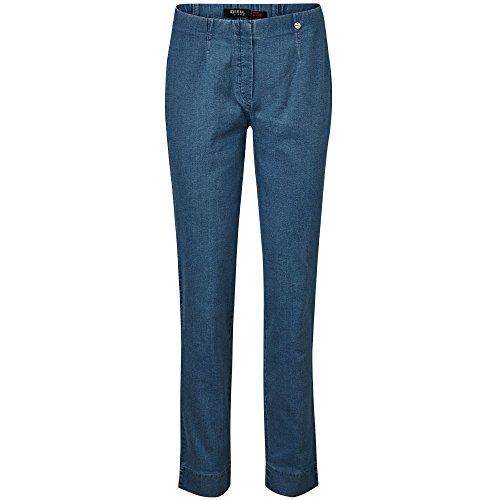 Robell Marie Jeans Stretchhosen Schlupfhosen Schlankhosen Hosen Slim Fit ICH Will Marie ! Bitte 1-2 Größen Kleiner bestellen!! (46, Light Denim Blue)
