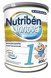 Nutribén Innova 1 Leche en polvo de iniciación para bebés- de 0 a 6 meses- 1 unidad 800g