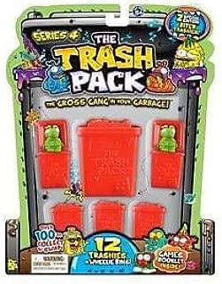 Best trash pack series 4 booklet Reviews
