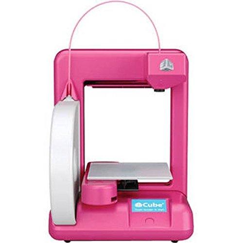Cubify 383000 2nd Generation Cube 3D Printer - Magenta