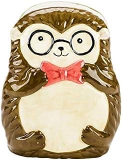 Bow Tie Hedgehog Napkin Holder