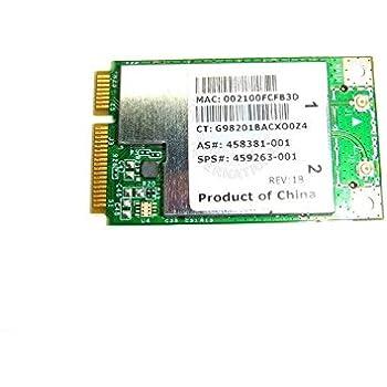 USB 2.0 Wireless WiFi Lan Card for HP-Compaq Presario CQ1251AN