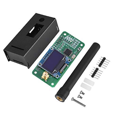 SCHUHREGALE Antenne + Gehäuse + LED + MMDVM Hotspot-Unterstützung DMR YSF P25 DIY-Kit Für Himbeer-Pi Einfach Zu Bedienen