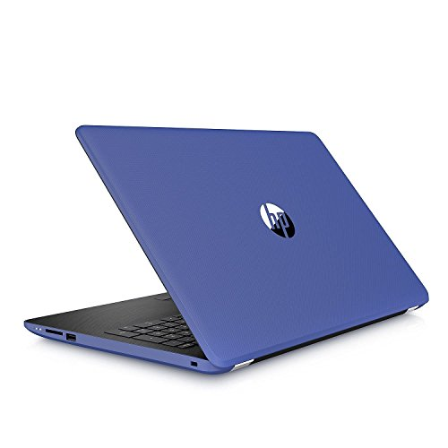 2018 HP 15.6' HD (1366 x 768) Flagship High Performance Laptop PC, Intel 8th Gen Core i5-8250U Quad-Core, 12GB DDR4, 2TB HDD, DVD RW, Windows 10 (Marine Blue)