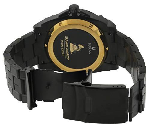 Bulova Homme Analogique Quartz Montre avec Bracelet en Acier Inoxydable 98B295