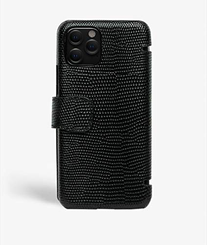 iPhone 11 Pro Card Case Lizard Black