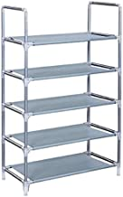 Mse Hanging Shoe Rack ,Non-Woven Shoes Racks Storage Large Capacity Home Furniture Diy Simple 5 Layers