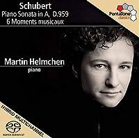 Piano Sonata in A, D 959 / 6 Moments Musicaux