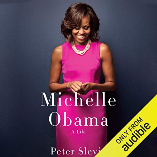 Page de couverture de Michelle Obama