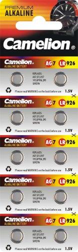 20 x Bouton AG7 LR57 195 395 gp91 a SR927 W