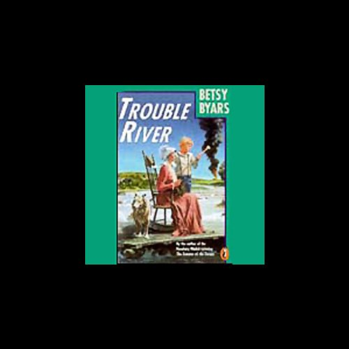 Trouble River cover art