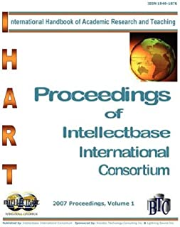 International Handbook of Academic Research and Teaching