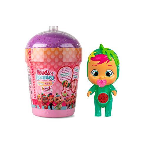 Bebés Llorones Lágrimas Mágicas Casita Tutti Frutti - Mini muñecas coleccionables con olor a frutas - Surtido