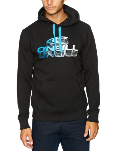 O'Neill Herren Sweatshirt LM Corporate Logo, Black Out, XXL, 251400