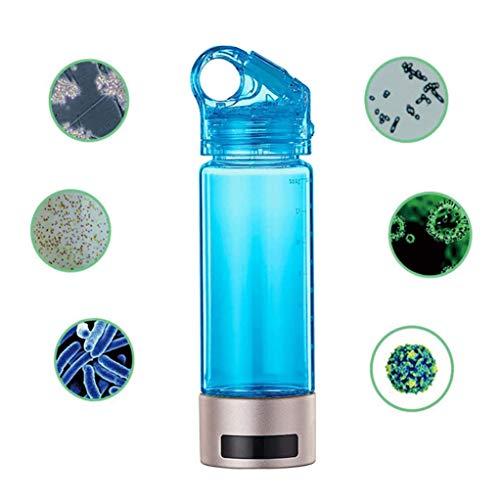 LAYX Natriumhypochlorit Generator, Tragbare USB Aufladbare Wasser Salz One-Click-Generation Von Desinfektionsmittelindustrie Geeignet Für Den Heimgebrauch, Sendet Spritzpistole