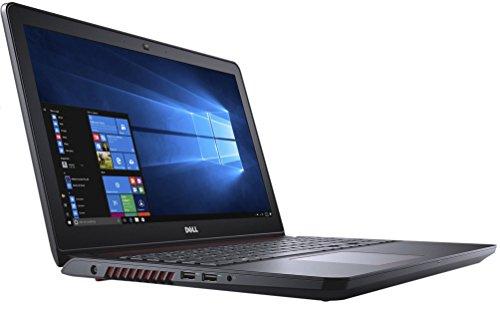Dell Inspiron 15 5000 5577 Gaming Laptop - 15.6in FHD (1920x1080), Intel Quad-Core i5-7300HQ, 128GB SSD + 1TB HDD, 16GB DDR4, NVIDIA GTX 1050 4GB, Red Backlit Keys, Windows 10 (Renewed)