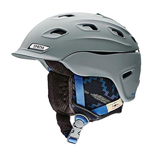 Smith Optics Vantage MIPS Women's Snow Helmet (Black Pearl F16, Small)