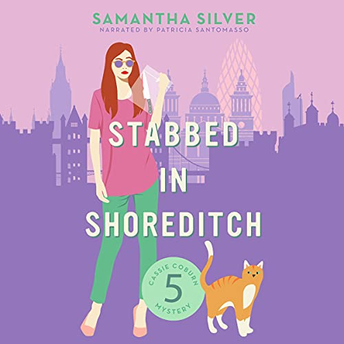 Stabbed in Shoreditch Audiobook By Samantha Silver cover art