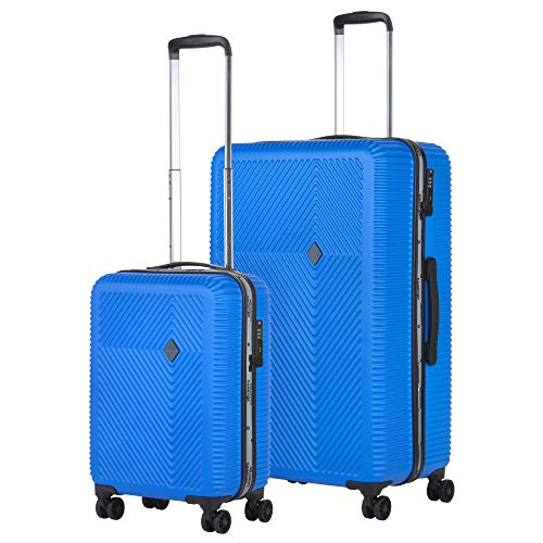 CarryOn Connect TSA kofferset - bagage set 2-delig - OKOBAN - USB - dubbele wielen -