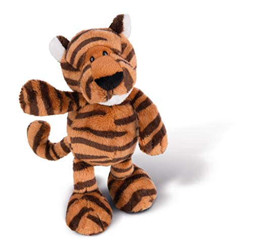 NICI 43901 Tiger Balikou 20cm Schlenker, Braun