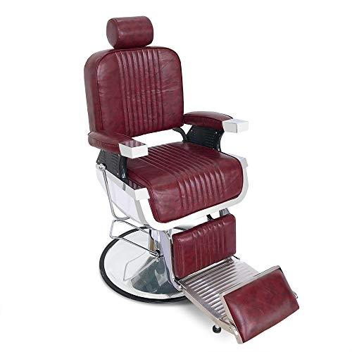 Paddie Hydraulic Reclining Barber Shop Chair
