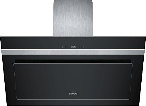 Siemens LC98KD672 iQ700 Kaminhaube / 90 cm / Abluft- & Umluftbetrieb / schwarz