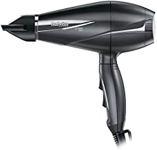 Babyliss BAB6609SDE,Babyliss 2100w ionic 6 temperatures & speed 6mm nozzle grey