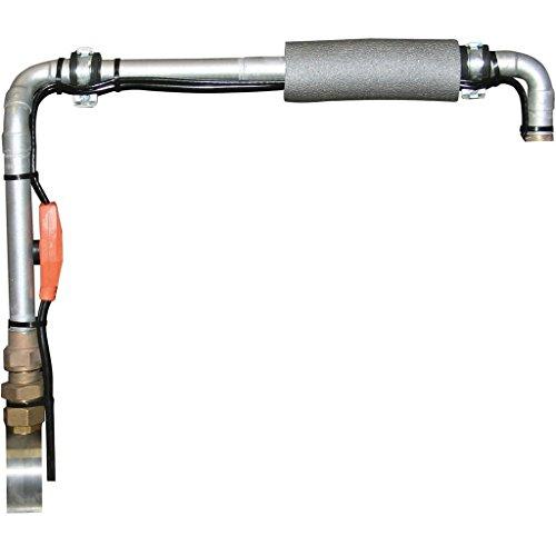 Kerbl antivries verwarming met thermostaat, 230 V