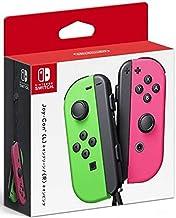 Nintendo Joy Con L R Pink Green