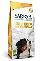SPOIL YOUR DOG WITH THE TASTIEST DOG FOOD: If you are looking for a healthier, more delicious and nutritious food, look no further! The YARRAH premium organic dog food is here to surprise your canine with its paw-licking flavor and immense nutritiona...