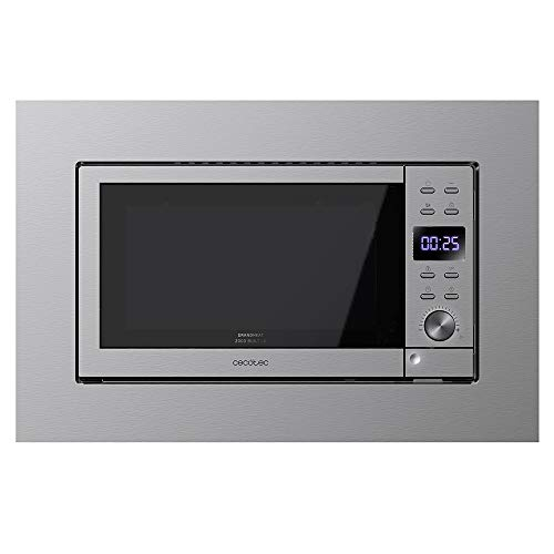 Cecotec Digital GrandHeat 2000 Built-In Steel -...