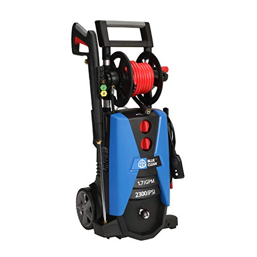AR ANNOVI REVERBERI Blue Clean New Electric 2300 PSI Pressure Washer, with...