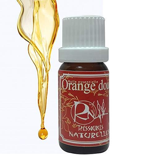 Ressources Naturelles - Huile Essentielle Orange Douce Bio 30 Ml