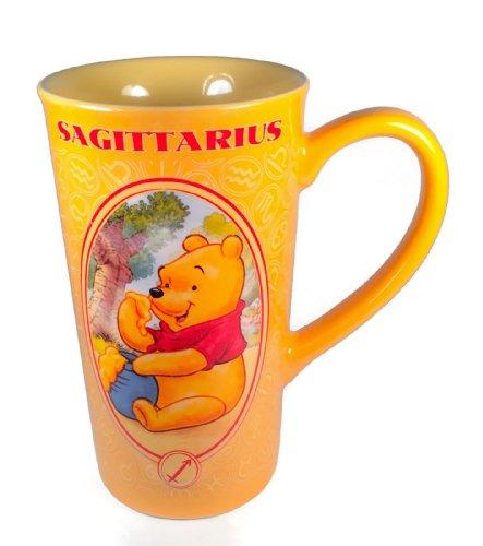 Disney Zodiac Mug (Sagittarius) - Winnie the Pooh Coffee Mug