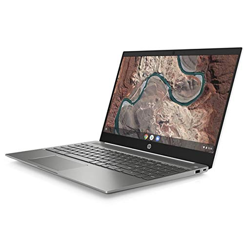 HP Chromebook 15-de0000na, White, Intel Pentium 4417U, 4GB RAM, 64GB eMMC, 15.6' 1920x1080 FHD, HP 1 YR WTY + EuroPC Warranty Assist, (Renewed)