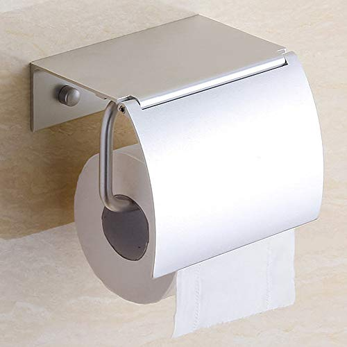 Top 10 best selling list for toilet paper holder with metal flap