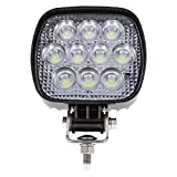 Maxxima Square LED Work Light 2,900 Lumens