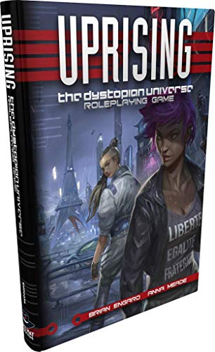 Evil Hat Productions Uprising The Dystopian Universe RPG