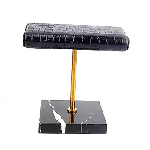 Sharplace Soporte para Pulsera Exhibición de Joyería Reloj Pulsera Soporte para Joyería Organizador Brazalete Soporte para Brazalete, Portátil para Viajes, Viaj - Oro, tal como se describe