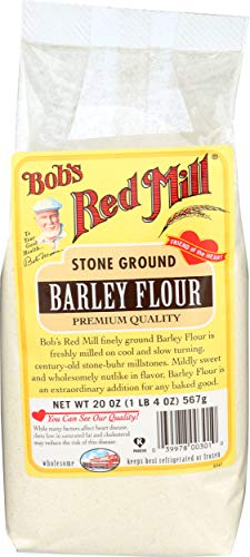 Bobs Red Mill Barley Flour, 20 Ounce