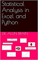 Statistical analysis in Excel and Python Front Cover