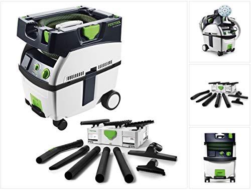 Festool CTL MIDI I Cleantec Absaugmobil 15l Staubkl. L (575261) + Reinigungsset K-RS-Plus im Systainer