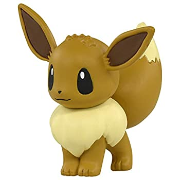 Takara Tomy Pokemon Monster Collection Moncolle MS-02 Eevee Action Figure