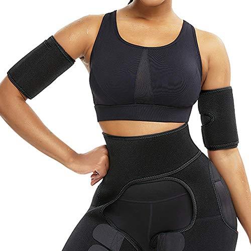 Shujin Hot Damen Ultra-Thin Elastic Breathable Arm Wrap Gürtel Abnehmen Compression Arm Former für Gewichtsverlust Neopren Body Control Slimmer