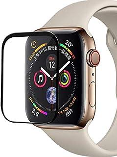 Pelicula Vidro temperado 6d Para Apple watch tamanhos 38/40/42/44mm (40mm)